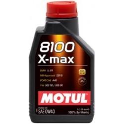 Motul 8100 X-max 0w40