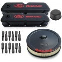 Kit caches culbuteur et filtre à air Proform 302-500