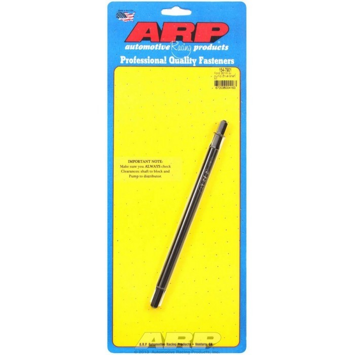AXE DE POMPE A HUILE ARP 154-7901