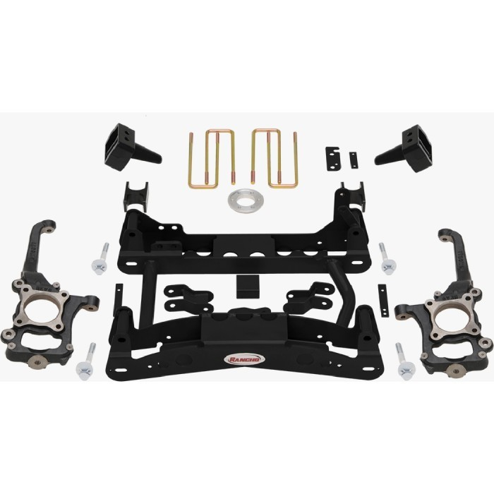 KIT REHAUSSAGE SUSPENSION RANCHO 6519B