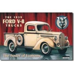 Plaque déco Ford Pick-up - 1939
