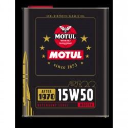 Motul Classic 2100 15w50 - 2 Litres