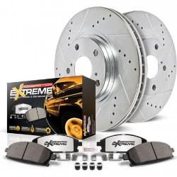 Kit disques + plaquettes de frein Z36 Power Stop K2069-36