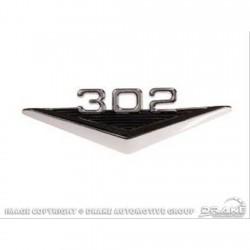 Emblème d'aile 302 Scott Drake C3OZ-16228-302