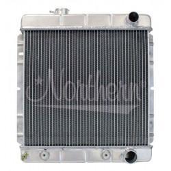 Radiateur aluminium Northern 205030 - Mustang 1964-1966