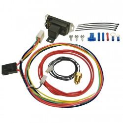 Système de controle ventilateur électrique Derale 16749