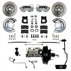 Kit frein à disques avant Leed Brakes FC0002-3405A