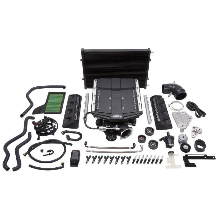 Kit compresseur E-Force Stage 1 TVS2650 Edelbrock 15865 - Mustang 15-17