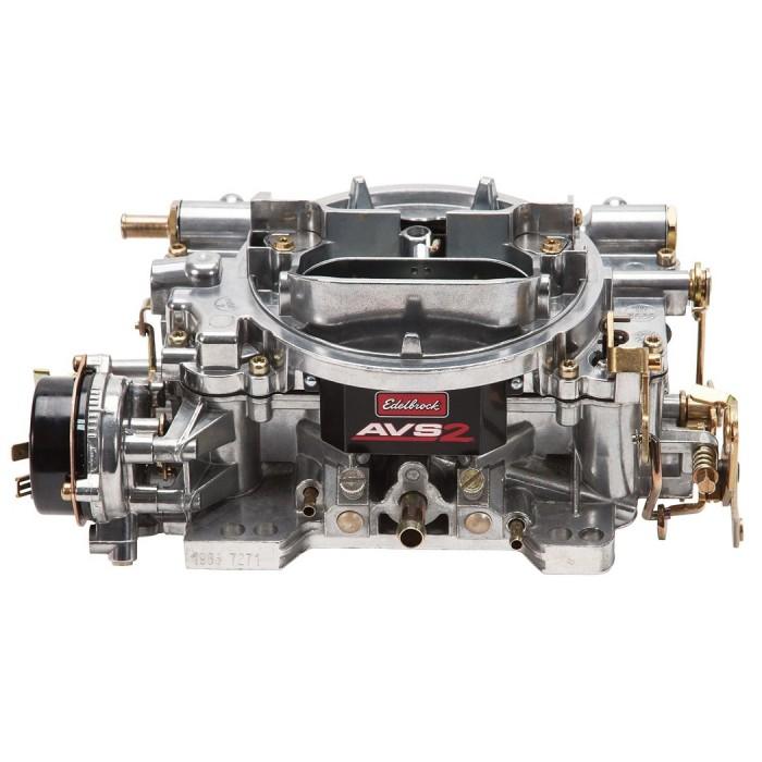 Carburateur Thunder Series AVS2 Edelbrock 1906 - 650 CFM