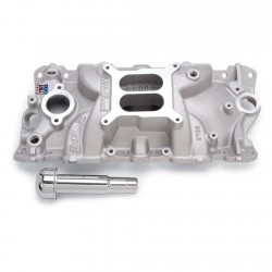 Collecteur d'admission Performer EPS Edelbrock 2703 - SBC