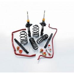 Kit amortisseurs, barres anti-roulis et ressorts de suspension Eibach 38162.680