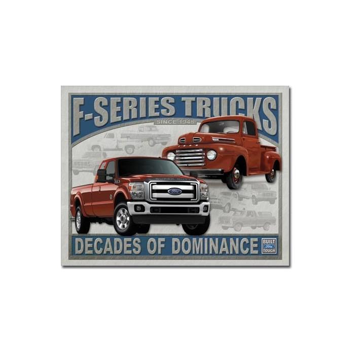 Plaque déco Ford F-Series Trucks - édition limitée