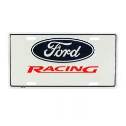 Plaque d'immatriculation Ford Racing M-1828-FR