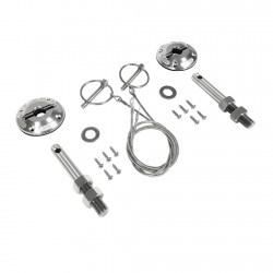Kit attaches capot Drake Muscle FR3Z-6316892-LM