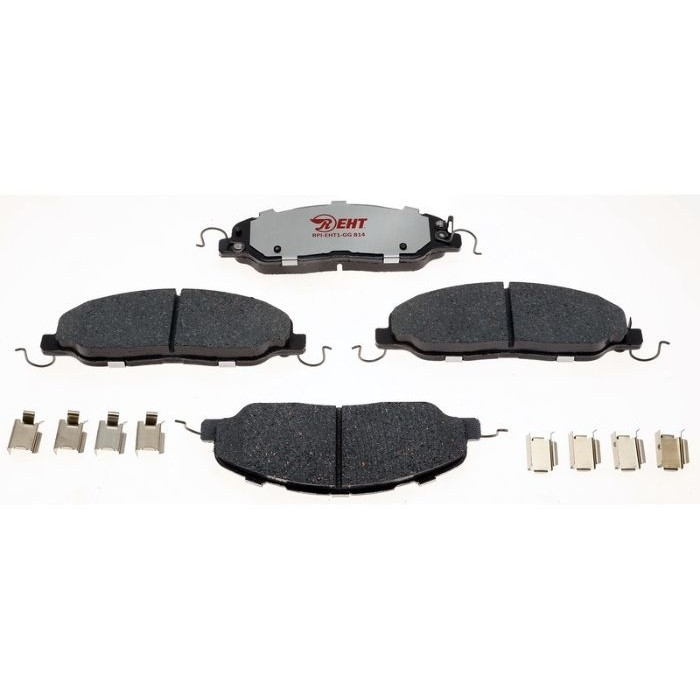 Plaquettes de frein Raybestos EHT1463H - Mustang 11-14