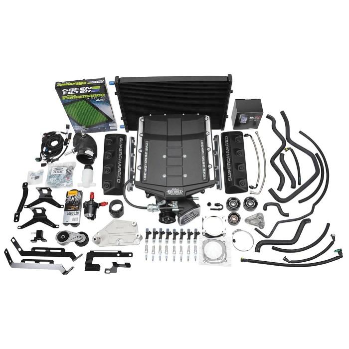 Kit compresseur E-Force Stage 1 TVS 2650 Edelbrock 15838 - Mustang 15-17