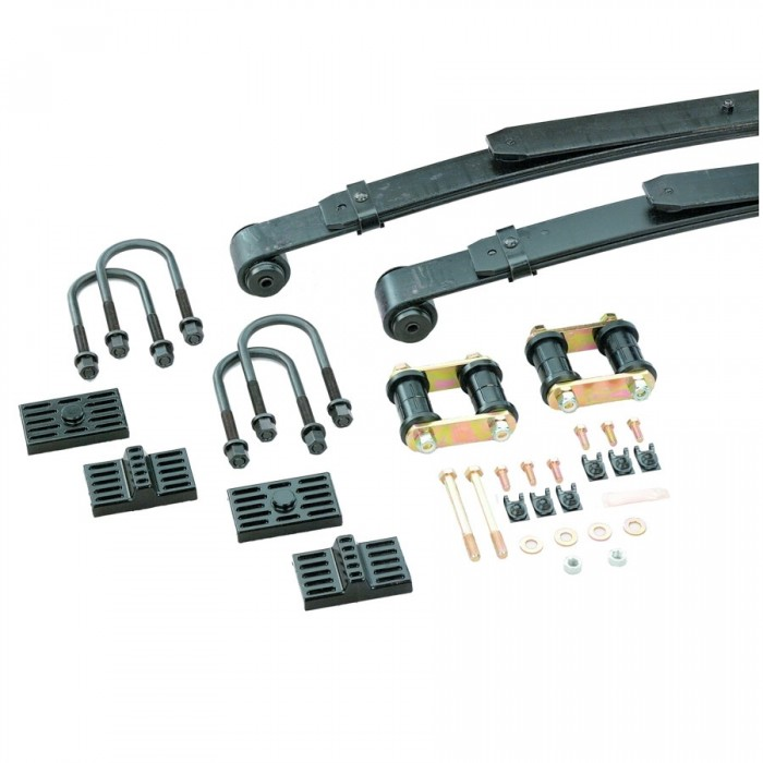 Lames de suspension Hotchkis 2407C - Camaro 67-69