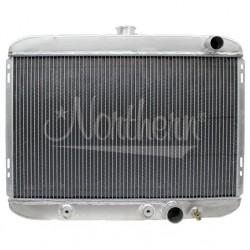 Radiateur aluminium Northern Radiator 205137 - Mustang 67-69