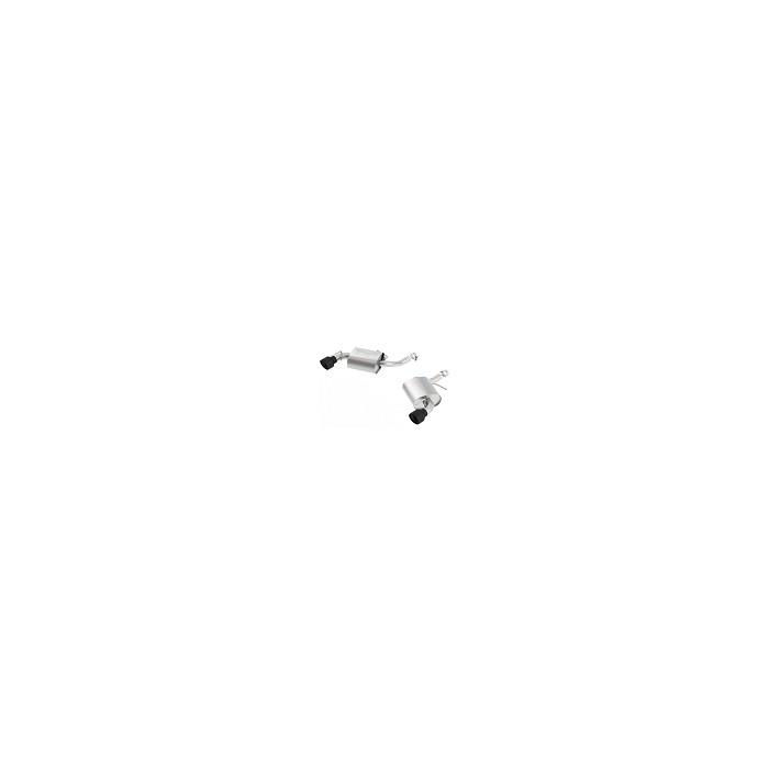 """Silencieux d'échappement """"S-Type"""" Borla 11928CB - Camaro 16-19"""