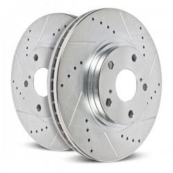 Jeu de disques de frein Power Stop AR8681XPR - Camaro 10-19