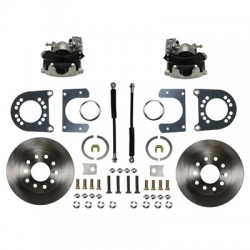 Kit frein à disques arrière Leed Brakes RC0001 - Mustang 64-73