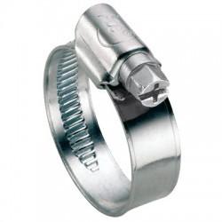 Collier à bande 9mm diamètre 10-16mm