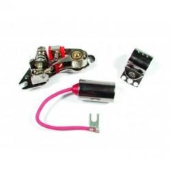 Kit rupteur et condensateur Accel 8104