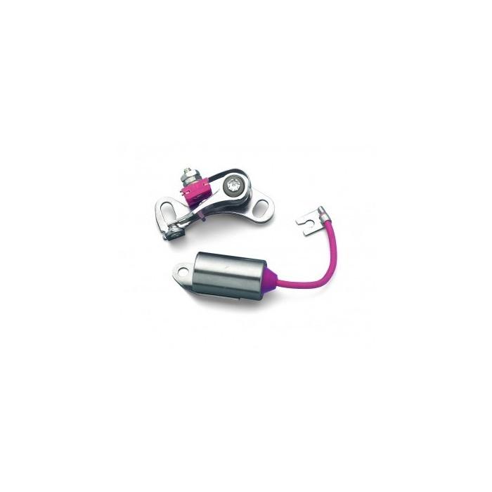 Kit rupteur et condensateur Accel 8203