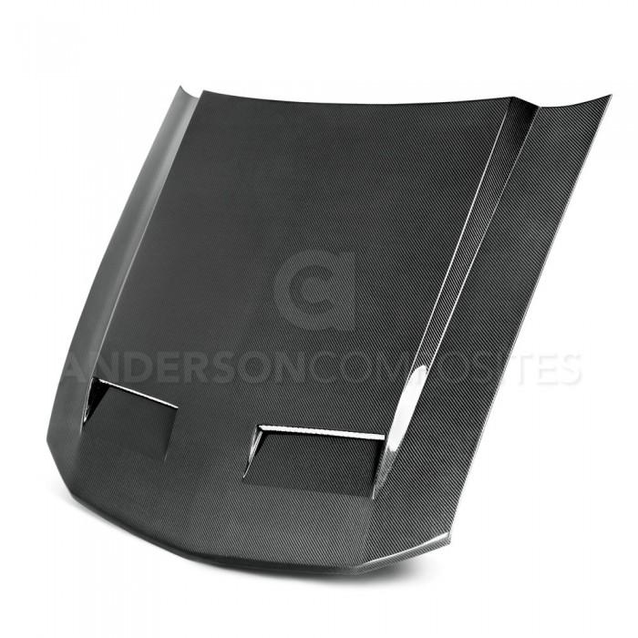 Capot Carbone Anderson Composites AC-HD0506FDMU-CD