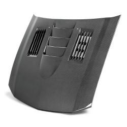 Capot Carbone Anderson Composites AC-HD0506FDMU-SS