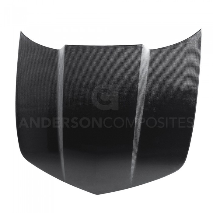 Capot Carbone Anderson Composites AC-HD1011CHCAM-OE-DRY
