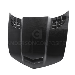 Capot Carbone Anderson Composites AC-HD1011CHCAM-TT