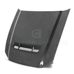 Capot Carbone Anderson Composites AC-HD1011FDMU-GT
