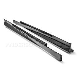 Bas de caisse Carbone Anderson Composites AC-SS1011CHCAM-OE