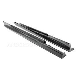 Bas de caisse Carbone Anderson Composites AC-SS1011CHCAM-ZL