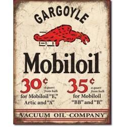 Plaque déco Mobil Gargoyle