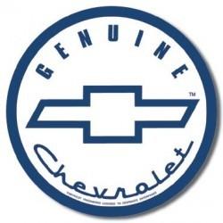Plaque déco Geniune Chevrolet - édition limitée