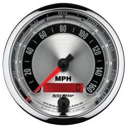 Compteur de vitesse Autometer American Muscle 1288