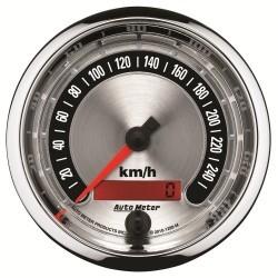Compteur de vitesse Autometer American Muscle 1288-M
