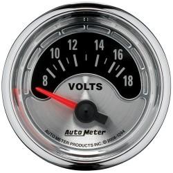 Voltmètre Autometer American Muscle 1294