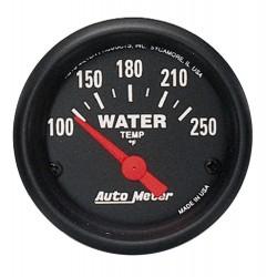Manomètre de température d'eau Autometer Z-Series 2635