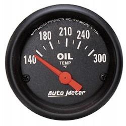 Manomètre de température d'huile Autometer Z-Series 2639