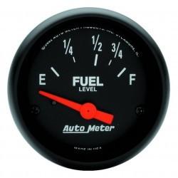 Jauge à carburant Autometer Z-Series 2642