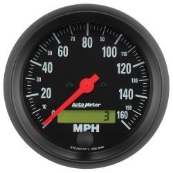 Compteur de vitesse Autometer Z-Series 2688
