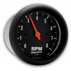 Compte-Tours Autometer Z-Series 2699