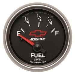 Jauge à carburant Autometer GM 3613-00406