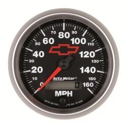 Compteur de vitesse Autometer GM 3688-00406