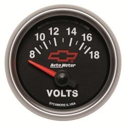 Voltmètre Autometer GM 3692-00406