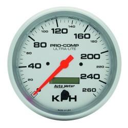 """Compteur de vitesse 5"""" Autometer Ultra Lite 4489-M"""