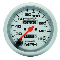 Compteur de vitesse Autometer Ultra Lite 4493